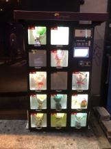 Flower vending machine